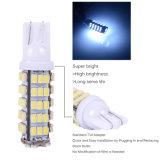 T10 1206 68 SMD White LED Bulbs W5w 194 927 161 Socket Type LEDs Cars Pathway Lighting Reading License Plate Lights 12V