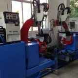 Gas Cylinder Production Line with Automatic Welding Machines