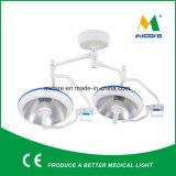 Double Head Ceiling Type Cheap Halogen Ot Light Kd700/700