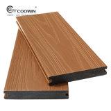 WPC Co-Extrusion Composite Decking Outdoor Engineered Flooring for Garden/Terrace