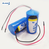 High Power 3.6V Er26500 C Size 9000mAh Lisun Lithium Thionyl Chloride Battery Suitable for Large Current