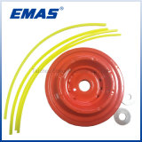 Emas Brush Cutter Parts Metal Trimmer Head in Size M10X1.25
