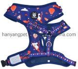 Custom Neck Adjustable Dog Harness Reflective Pet Vest Product