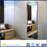 Good Quality Clear Float Aluminium Mirror Sheet /Aluminum Mirror Glass /Bath Mirror Factory Price