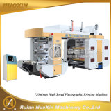 4 Color/6 Color Colour Flexographic Printing Machinery