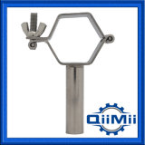 Fh03A Sanitary Stainless Steel Tube Hanger Pipe Holder Support