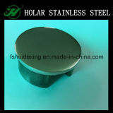 Stainless Steel Slotted Pipe End Cap
