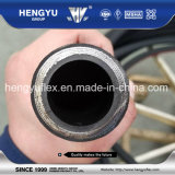 En856 4sh 4sp High Pressure Hydraulic Rubber Hose for Excavator Mining Application