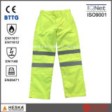 High Visibility Reflective Flame Retardant Pants Fireproof Work Wear