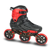 3*110mm Wheels Fixed Size Freestyle Urban Slalom Skates with CNC Chasis (FSK-63)