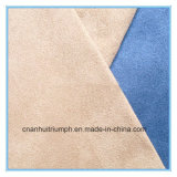 Cheap 100% Polyester Warp Faux Micro Suede Fabric