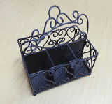 Delicate Small Classical Iron Basket