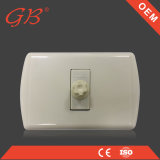 South American Style Electric Electrical Dimmer Wall Switch