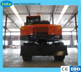 China Manufacture 8 Ton Hydraulic Wheel Excavator with Grapple/Log Grab/Clipping Plier