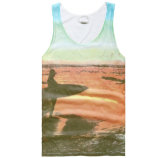 Men′s Tight Dri Fit Tank Top
