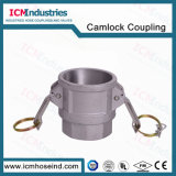 Aluminum Part D Female Coupler Camlock Coupling with NPT Thread