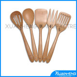 Green and Safe Wooden Spoon
