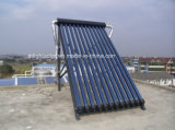 Heat Pipe Solar Collector for Slope Roof and Flat Roof