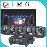 5*10W RGBW LED Bar Light Moving Head Beam Stage Light