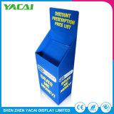 Custom Paper Rack Exhibition Stand Display Shelf Acrylic Box