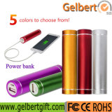 Gelbert Wholesale 2600mAh Mini Power Bank for Cell Phone