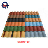 Cheap and Hot Selling Stone Coated Steel Roof Tiles