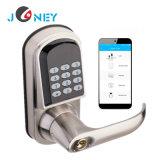 Bluetooth WiFi Smart Handle Door Lock with Ttlock APP