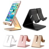 Mobile Phone Holder Stand Aluminium Alloy Metal Tablet Stand Universal Holder for iPhone X/8/7/6/5 Plus Samsung Phone/iPad