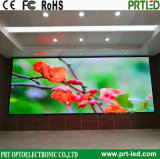 Ultra HD LED Video Wall with Front/Rear Accessed Panel 600 X 337.5 mm (P0.9, P1.25, P1.56)