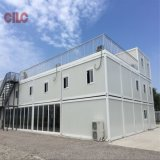 Light Steel Prefabricated/Prefab/Portable Building House, Container House