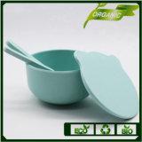 Wholesale Custom Printed Stoneware Tableware Bamboo Fiber Dinnerware