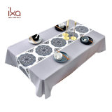 Promotional Wholesale Custom Print Cheap Fabric Table Cloth