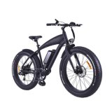 26inch 1000W Big Power Electric Mountain Bike Beach Cruiser with Lithium Battery