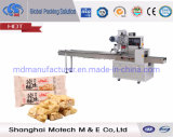 Automatic Horizontal Wafer Roll Flow Wrapper Packing Machine