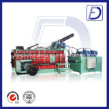 Car Tire Wires Scrap Metal Baler Machine