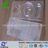 Transparent Rain Resistant Electrical Device Blister Plastic Package Box