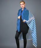 100%Water Soluble Alashan Cashmere Scarf for Women