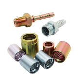Eaton Standard Pipe Fitting Hebei Factory Hydraulic Hose Fitting