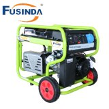 Factory Pirce 7kw Generator Petrol for Commercial Use