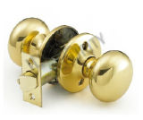 Tubular Cylindrical Knob Door Lock (WS-3091)