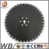 Laser Welded Diamond Circular Saw Blade for Asphalt Grinding