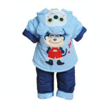 Pure Cotton Loevely Design Fashion Baby Clothing Set-005