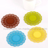 Lace Flower Anti-Slip Silicone Placemat