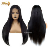 100% Human Hair Silky Straight Brazilian Hair Wig