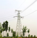 220 Kv Power Transmission Steel Tower