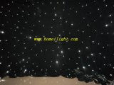 Waterproof LED Star Curtain Wedding Fairy Light White LED Star Curtain