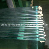 4mm Clea Tempered Glass for Cabinet