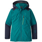Womens Red Ski Jacket Snow Down Cheap Wear with High Quality