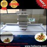 Holiauma Multi Head Tubular Cap 3D Embroidery Machine Same Quality Like Tajima Brother Embroidery Machine