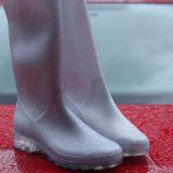 Fashionable Men's Plastic Rain Boot-B002